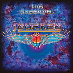 Listen to Don't Stop Believin' by Journey - The Essential Journey. Discover more than 56 million tracks, create your own playlists, and share your favorite tracks with your friends. Banda Journey, Journey Albums, Journey Band, Journey Journey, Trip Songs, 80s Songs, Don't Stop Believin', Cd Cover, Album Covers