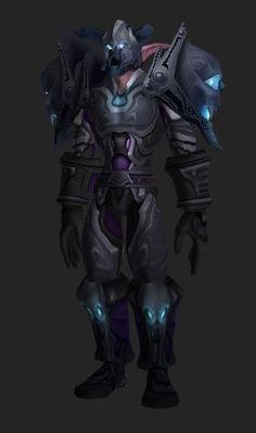 Slayer\'s Armor - Item Set - World of Warcraft | Transmog ideas ...