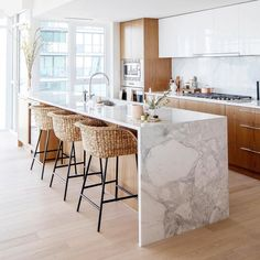 Silas Seagrass Counter Stool Shop Silas Seagrass Counter Stool Natural seagrass forms solid bucket seat that cradles in comfort. Matte black metal legs stand their ground below. Silas Seagrass Bar Stools is a exclusive. SEE DETAILS. Home Kitchens, Kitchen Remodel, Home Decor Kitchen, Kitchen Room Design, Kitchen, Kitchen Room, Kitchen Interior, Interior Design Kitchen, Modern Kitchen Design