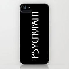 Tate Langdon Psychopath American Horror Story iPhone & iPod Case by Zharaoh  - $35.00