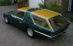 Who said a station wagon is boring? 1965 Ferrari Station Wagon.