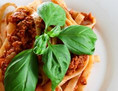 How to Make Vegetarian Bolognese
