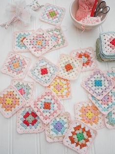 A blog about all things creative including knitting, crochet, sewing and embroidery.