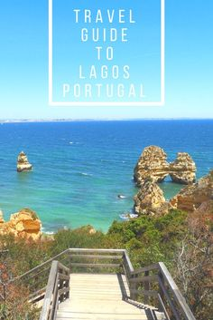The Ultimate Travel Guide to Lagos Portugal! Here is everything you need to see and do while visiting Lagos! With only a few short days in the Algarve, we were able to create the perfect itinerary that was jam-packed with everything Lagos has to offer! Including kayaking along the coast, eating fresh seafood, and saving time to relax on some of the most picturesque beaches!