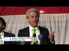 Geert Wilders (PVV) at electoral meeting, shouting about 'less Moroccons' in The Netherlands: https://www.youtube.com/watch?v=CGy-CYhZczo