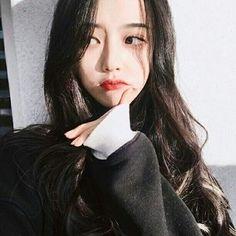 ulzzang, korean, and girl kép