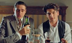 llorenc y yon gonzalez Series Movies, Movies And Tv Shows, Tv Series, Mejores Series Tv, Grande Hotel, Film Aesthetic, Book Tv, Best Series, Fine Men