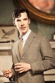 画像 : THE 大人の男。セクシーすぎるベネディクト・カンバーバッチスーツ姿画像まとめ☆ - NAVER まとめ