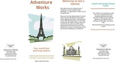 Brochure Examples For France Google Search France Project