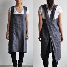 Nice simple apron design.   Needs egg collecting deep pockets.