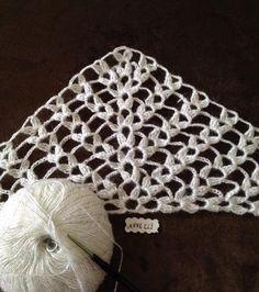 See Crochet Virus Shawls, Crochet Corner Knitted Crochet Knits and Shawl Patterns, Best New Crochet Samples and Knitting Patterns here. Shawl Patterns, Lace Patterns, Baby Knitting Patterns, Lace Knitting, Knitting Stitches, Crochet Patterns, Crochet Shawls And Wraps, Crochet Scarves, Crochet Clothes