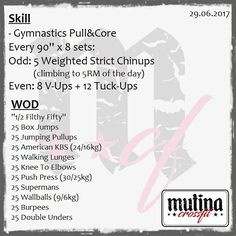 """38 Likes, 1 Comments - Mutina CrossFit (@mutinacrossfit) on Instagram: """"#wod #wodtime #fitness #fitgirl #modena_dintorni #modenasport #modena #mutina #mutinacrossfit…"""""""