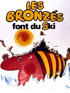 Classic French Comedy. Cult series (Bronzes, Bronzes font du ski). 19140.jpg (600×800)
