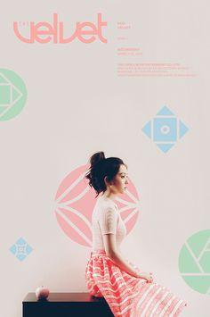 Red Velvet // The Velvet // Irene