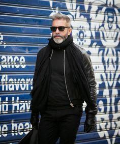 Men's Closet | Moda Masculina ,Tendencias e Estilo.: StreetStyle  NYFW Inverno 2014