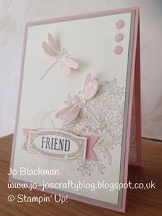 Hi all   Today I am here to share with you the makes from this month's monthly class! I used the lovely new stamp set, Awesomely Artistic w...