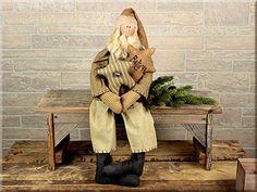 CGR7620 Believe Santa