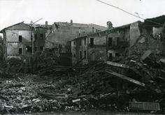 Via Vittime civili di guerra – Rifugio antiaereo croce verde