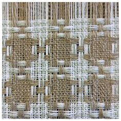 making magic with deflected doubleweave 🕸️ + Italian cotton/linen from my shop Paper Weaving, Weaving Textiles, Weaving Patterns, Tapestry Weaving, Loom Weaving, Hand Weaving, Weaving Wall Hanging, Weaving Projects, Pattern Drafting