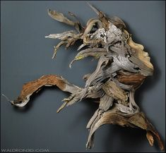 Sinuous Animal Sculptures Made Out of Foraged Wood and Metal Scraps - My Modern Met