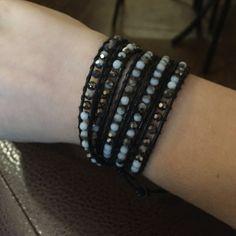 fun wrap bracelet!! very fun spunky wrap bracelet!! also functions as necklace!! Jewelry Bracelets