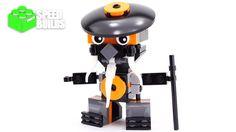 LEGO Mixels Series 9 Nindjas Mysto - LEGO 41577 Speed Build #lego #mixels #mysto #brickspeedbuilds