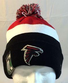 Atlanta Falcons NFL Official New Era Acrylic Knit Cap One Size  NewEra   AtlantaFalcons f686d4e11