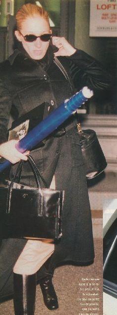 1997 - Headed to Inauguration