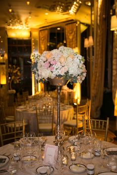 wedding centerpiece idea; Arrowood Photography