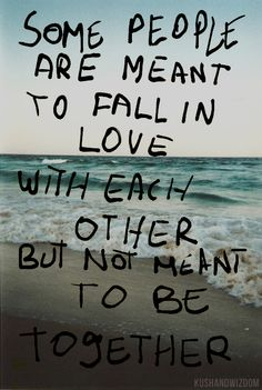 Some people are meant to fall in love...