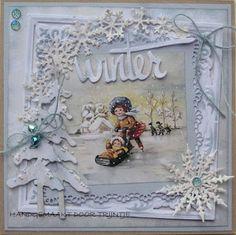De Lage Hoeve: Winter