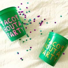 Taco Bout A Party - Bachelorette Fiesta Party Theme