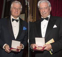 El Duque de Alba y Mario Vargas Llosa, acompañado por Isabel Preysler, reciben un homenaje en Nueva York - Foto 2