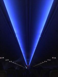 Light on Plane