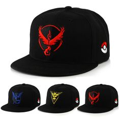 Anime Fashion Pokebolas Go Cap Action Figures Team Valor Team Mystic Team Instinct Pika Cap Pikachu Hat Model Gift Toys Hobbies #>=#>=#>=#>=#> Click on the pin to check out discount price, color, size, shipping, etc. Save and like it!