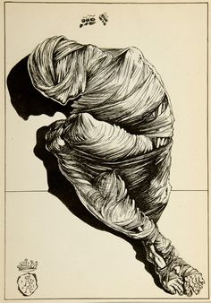 Salvador Dali, Souvenir of Hammam Meskoutine (1944) [From Fantastic Memories by Maurice Sandoz Illustrated by Salvador Dali]  #drawing #art #artmarket #limitededition #artistoftheday #fineart #buyart #dali #illustration #surrealism