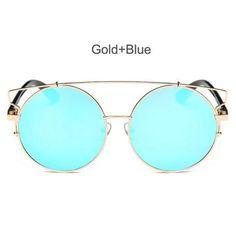 6874c0ba3 Feitong 2017 Fashion Cat Eye Oversized Big Round Sunglasses. Oculos De Sol,  Óculos ...