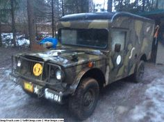 1968 Jeep Kaiser M715 For Sale - Runs and drives good for ...