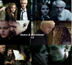 Draco and Hermione <3