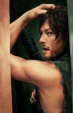 Norman Reedus/ Daryl Dixon/ The Walking Dead The Boondock Saints, Daryl Dixon, Daryl Twd, Norman Reedus, Dead Zombie, Hollywood, Fear The Walking Dead, Dead Inside, Stuff And Thangs