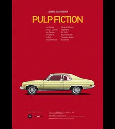 4: Pulp Fiction | Star Vehicles: Check Out Hollywood's Most Iconic Cars | Co.Design: business + innovation + design