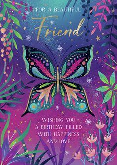 Happy Birthday Greetings Friends, Happy Birthday Art, Happy Birthday Messages, Happy Birthday Images, Birthday Pictures, Birthday Quotes, Birthday Cards, Happy Birthday My Friend, Birthday Club
