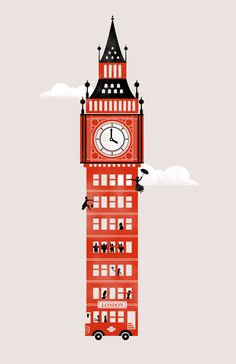 41 ideas travel drawing london big ben for 2019 travel drawing 554576141617469852 London Illustration, Illustration Art, Pub Vintage, Big Ben London, Travel Drawing, London Art, London Icons, London Food, Travel Design