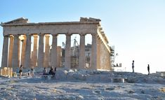 THINGS TO DO IN ATHENS -  Exploring Athens Pt 2 | The Acropolis (The High City)