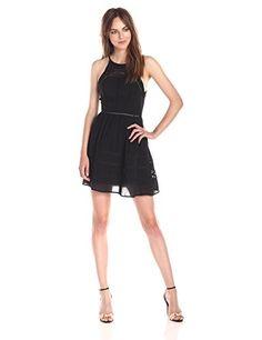 Sam Edelman Women's Midi Dress with Faggoting Trim, Black, 0 Sam Edelman http://www.amazon.com/dp/B00VXS3QB8/ref=cm_sw_r_pi_dp_Srg4vb0G7FZND