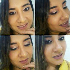Maquillaje de Ojos en tonos Rosados, Lilas y Morados-PALETTE BH COSMETICS.