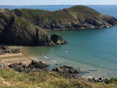 Pembrokeshire Coastal path view