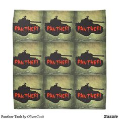 Find a classic Army bandana on Zazzle. Classic Army, Panther, Bandana, Character, Bandanas, Panthers, Lettering, Black Panther