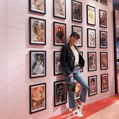 🌸 Gallery Wall, Moto Jacket, Instagram, Home Decor, Style, Swag, Decoration Home, Room Decor, Motorcycle Jacket
