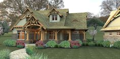 Merveille Vivante House Plan - 2259